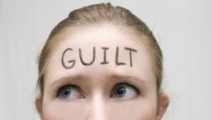 Mother guilt - shutterstock_89221888