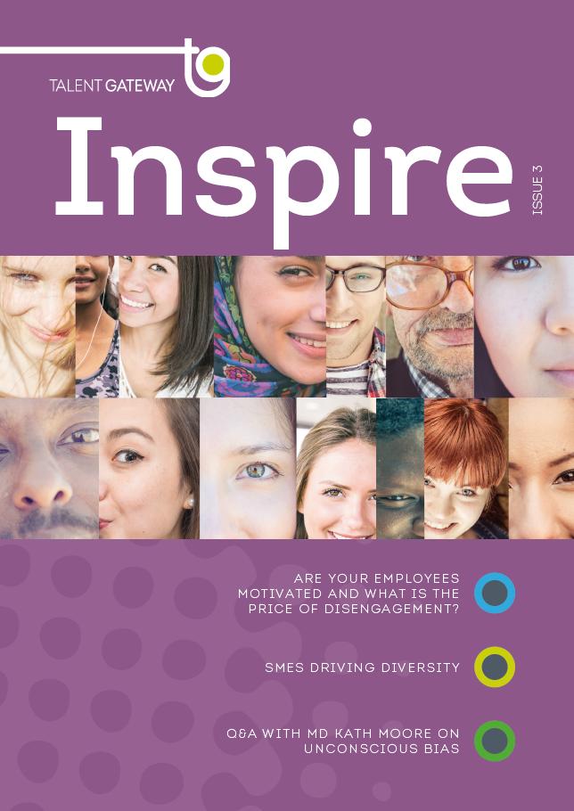 Inspire Magazine Cover - December 3