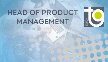 Job Opportunity: Head of Product Management