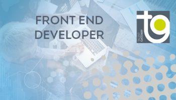Job opportunity: Web Developer