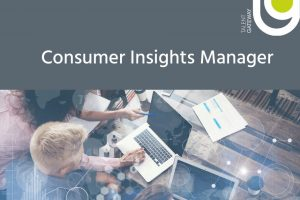 Consumer Insights Manager