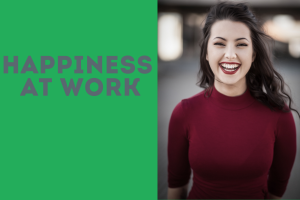 Happiness in the workplace and what influences it?